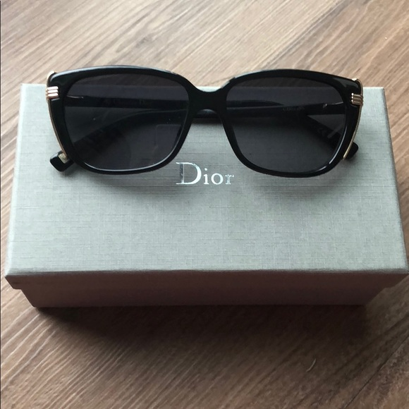 3047caee82f New black Dior sunglasses with box